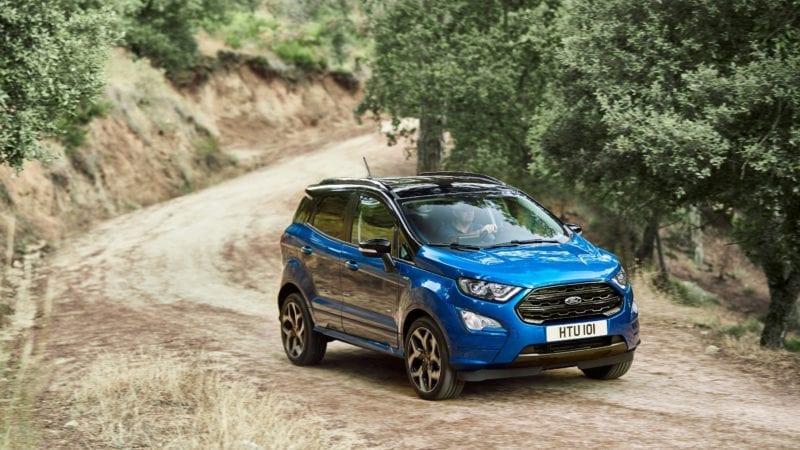 Ford a demarat producția lui EcoSport în cadrul uzinei din Craiova