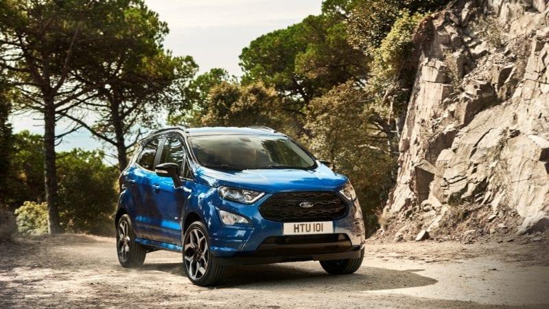 Ford prezintă noul EcoSport, model care va intra în producție la fabrica din Craiova