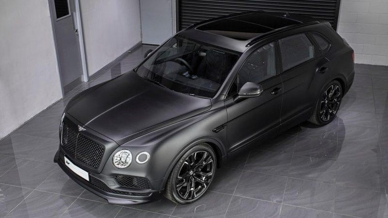 Tuning pentru Bentley Bentayga din partea Kahn