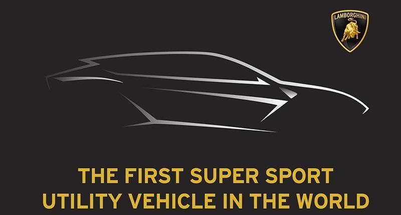 SUV-ul Lamborghini Urus este testat pe Nurburgring