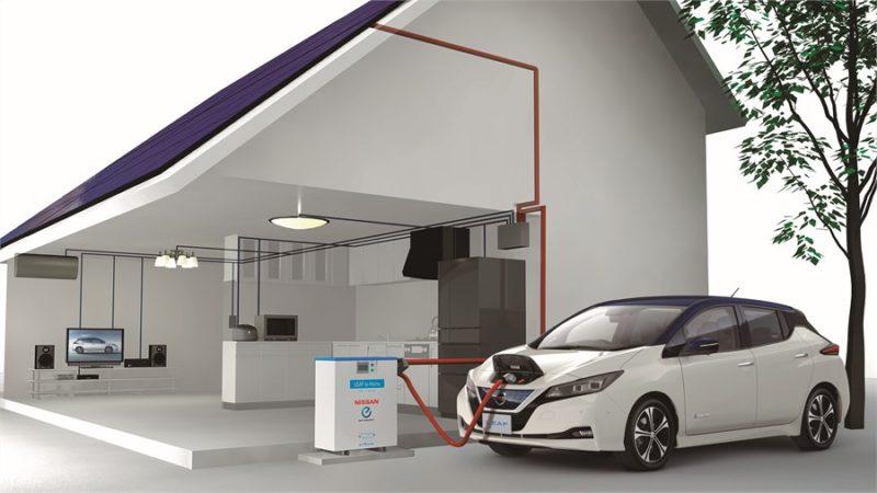 Nissan Leaf E-Plus – 200 de cai putere și baterie mai mare