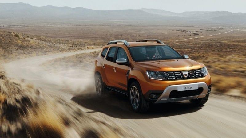Dacia Duster primește o versiune îmbunătățită a motorului de 1.5 litri diesel