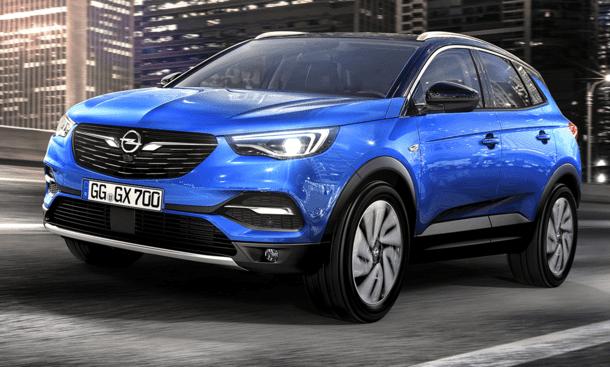 Opel Grandland X poate fi comandat și cu un nou motor diesel de 130 de cai putere