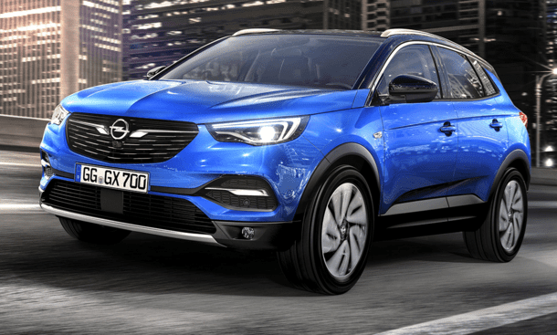 Opel Grandland X este disponibil în România de la 18.700 de euro