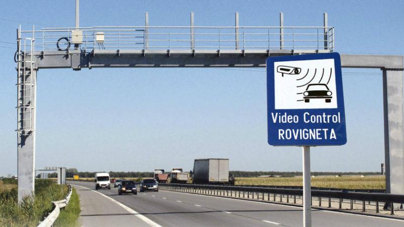 Rovinieta și taxa de pod de la Fetești pot fi achitate prin aplicația etarife