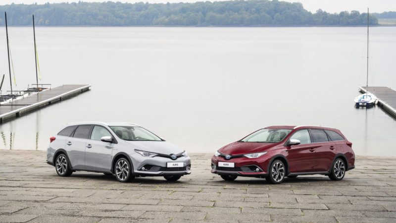Toyota Auris Touring Sports Freestyle – Pretenții de allroad