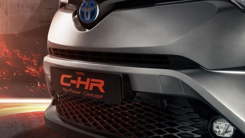 Toyota anunță lansarea lui C-HR Hy-Power și a noii generații Land Cruiser