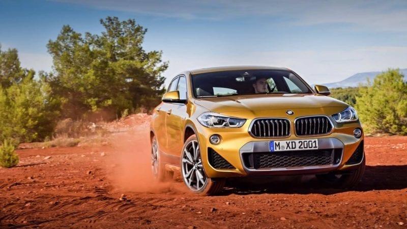 BMW X2 va primi un nou motor de 300 de cai putere
