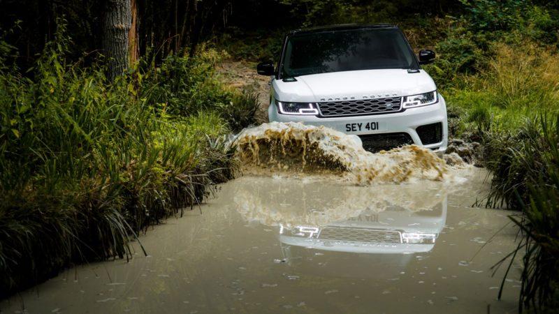 Range Rover Sport facelift poate fi comandat și într-o variantă PHEV