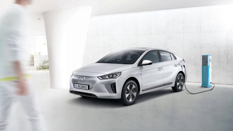 Hyundai Ioniq Electric ajunge în Amsterdam în flota unui serviciu de car-sharing