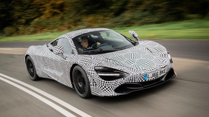 McLaren vrea hibrizi. Din 2019