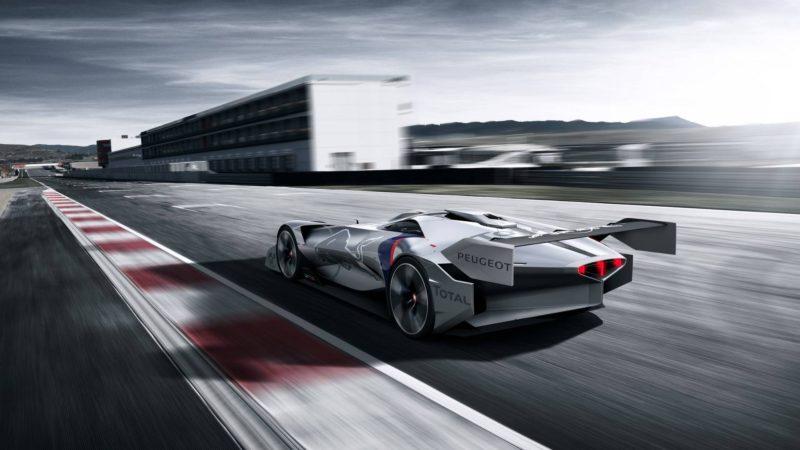 Peugeot L750 R Hybrid Vision Gran Turismo va putea fi pilotat în noul Gran Turismo Sport