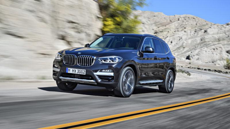 BMW a înregistrat denumirile de la iX1 la iX9