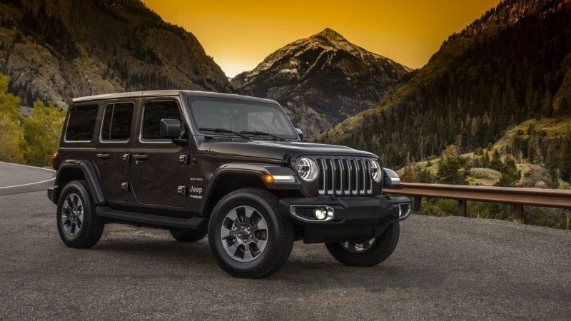 Noua generație Jeep Wrangler este disponibilă și în România de la 48.790 de euro
