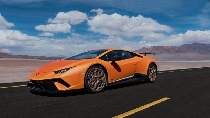 Noul Lamborghini Huracan vine în 2022 și va avea un sistem de propulsie plug-in hybrid