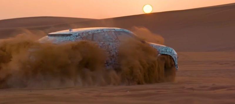 Lamborghini Urus – Prin nisip și pe zăpadă