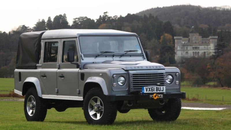 Noul Land Rover Defender va fi prezentat în 2018