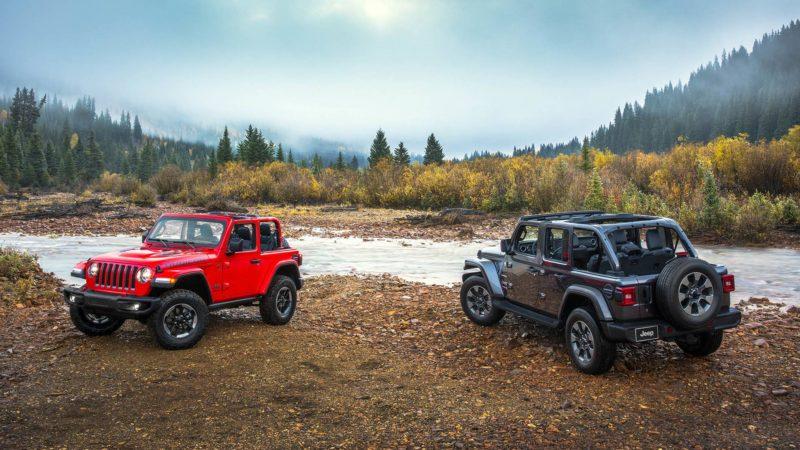 Actuala generație Jeep Wrangler va avea și o versiune hibridă