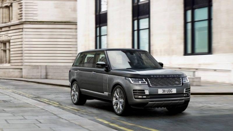 Range Rover SVAutobiography a fost prezentat în Los Angeles
