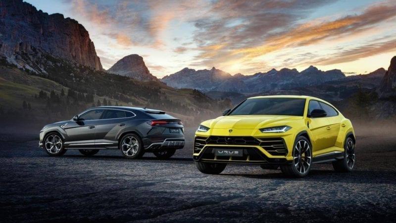 Lamborghini primește cereri pentru Urus pe bandă rulantă