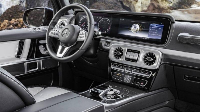 Noua generație Mercedes-Benz Clasa G debutează pe 15 ianuarie
