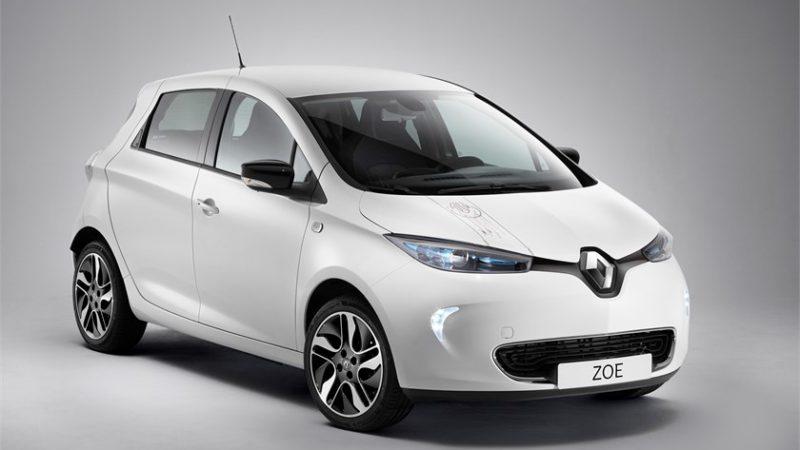 Renault pregătește un serviciu de car-sharing cu mașini electrice în Paris