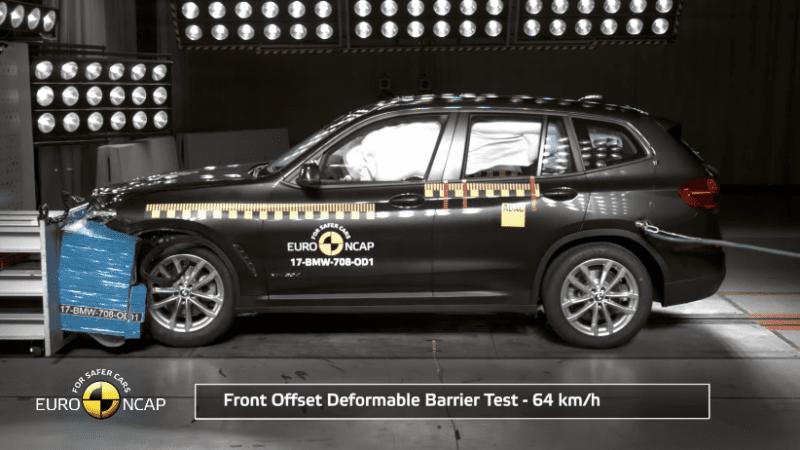 4 SUV-uri și un pick-up au primit 5 stele din partea EuroNCAP