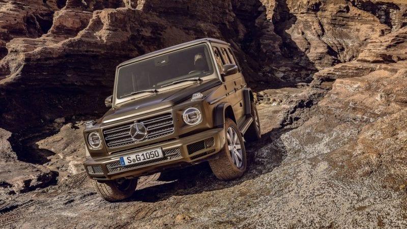 Noua generație Mercedes-Benz Clasa G va primi și versiuni AMG