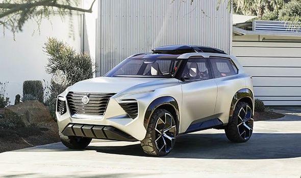 Nissan a prezentat conceptul Xmotion
