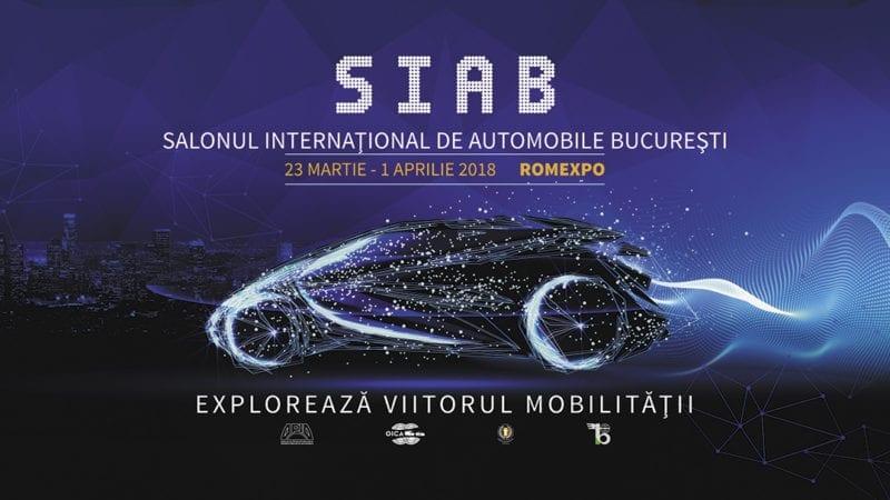 Salonul Internațional de Automobile București (SIAB) revine după 11 ani