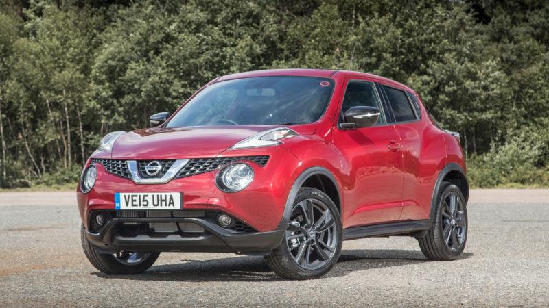 Apar informatii noi despre viitoarea generatie Nissan Juke