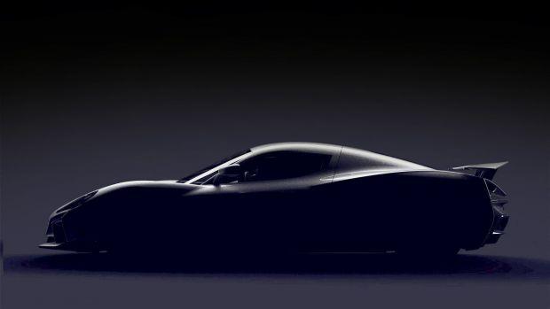 Rimac a publicat un teaser video cu viitorul hypercar electric