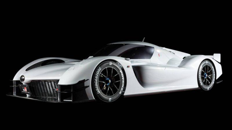Toyota a prezentat conceptul GR Super Sport