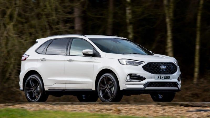 Ford a prezentat Edge facelift. SUV-ul are un nou motor diesel de 238 de cai putere