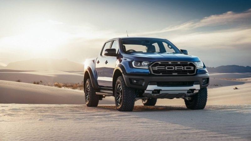 Ford Ranger Raptor are un diesel de peste 200 de cai, dar nu vine și în Europa