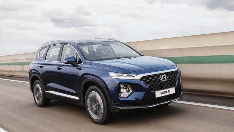 Hyundai Santa Fe are o nouă generație