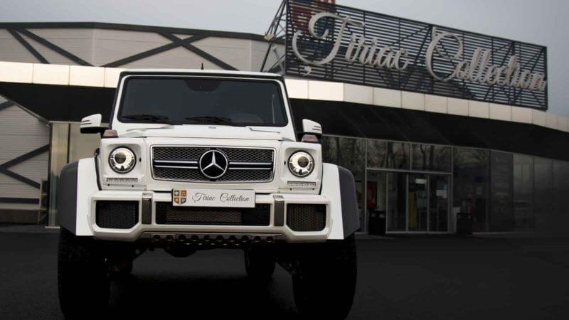Galeria Țiriac Collection a fost reamenajată pentru a reflecta diversitatea și originea vehiculelor expuse