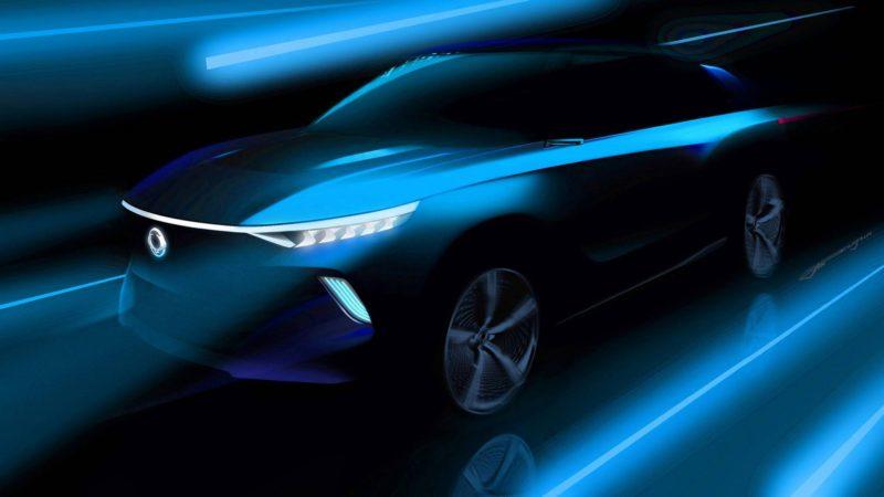 SsangYong va prezenta noul e-SIV Concept în cadrul Salonului Auto de la Geneva
