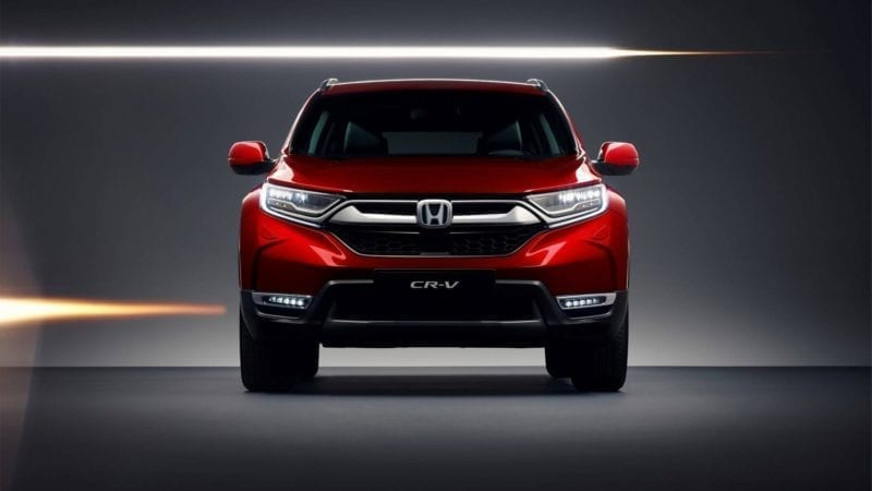 Preturi pentru noua generatie Honda CR-V in Romania