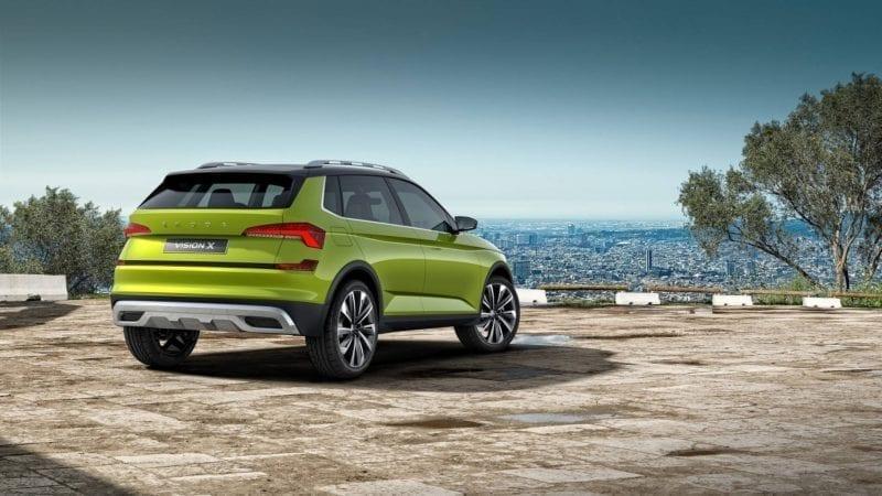Skoda Kosmiq ar putea fi numele viitorului SUV mic produs de cehi