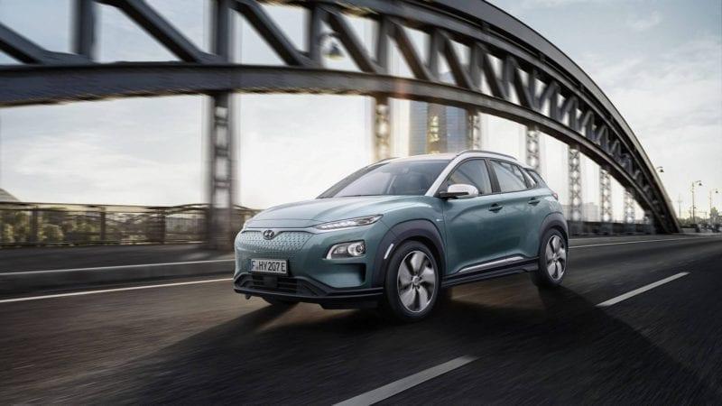 Hyundai a lansat noul SUV Kona Electric
