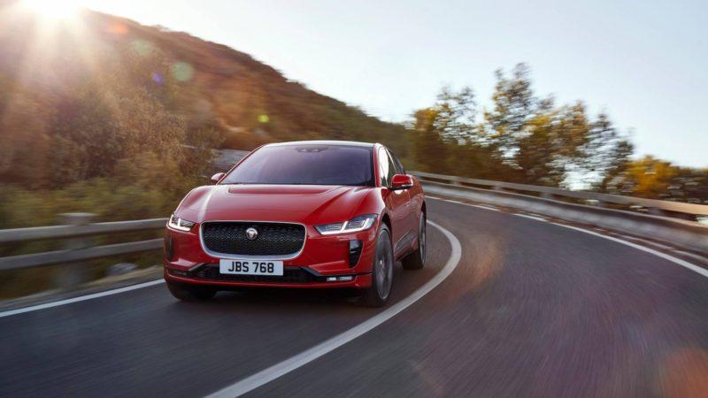 Jaguar I-Pace are 400 de cai putere și autonomie de 480 de kilometri