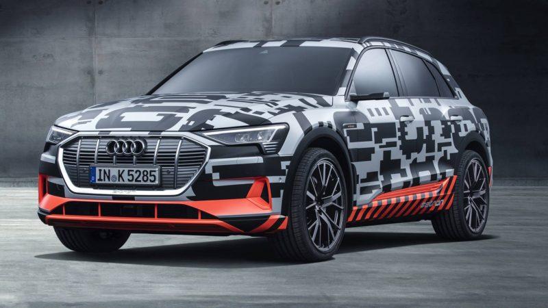 Audi a lansat la Geneva prototipul e-tron. Primul model electric Audi este tot mai aproape de debut