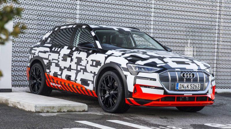 Viitorul SUV Audi e-tron va costa 80.000 de euro
