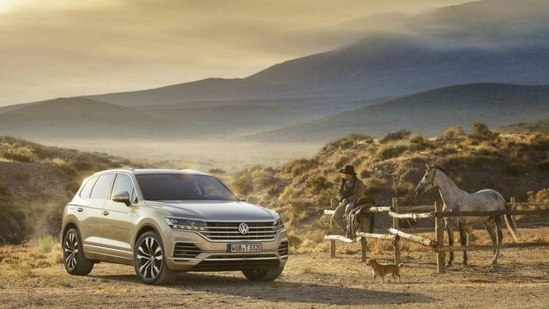 Noua generație Volkswagen Touareg a fost prezentată în cadrul SIAB 2018