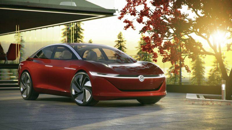 ID Vizzion – Volkswagen a prezentat viitoarea navă-amiral a familiei ID