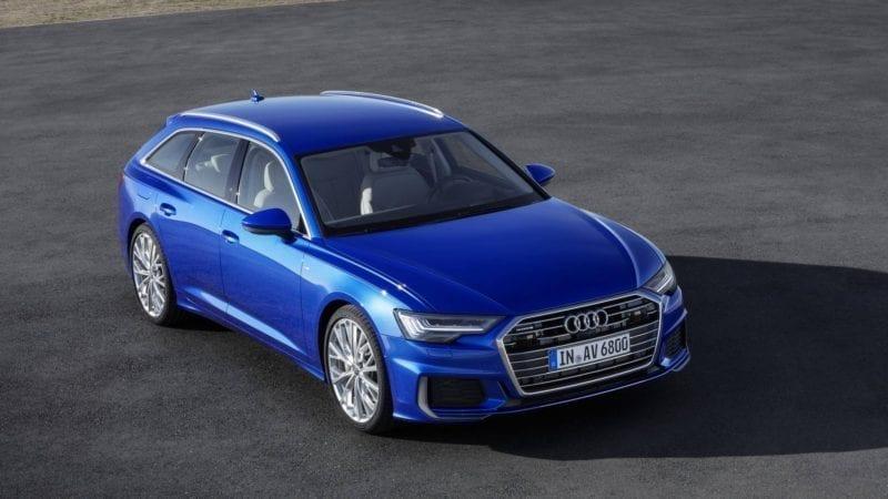 Audi a prezentat noul A6 Avant