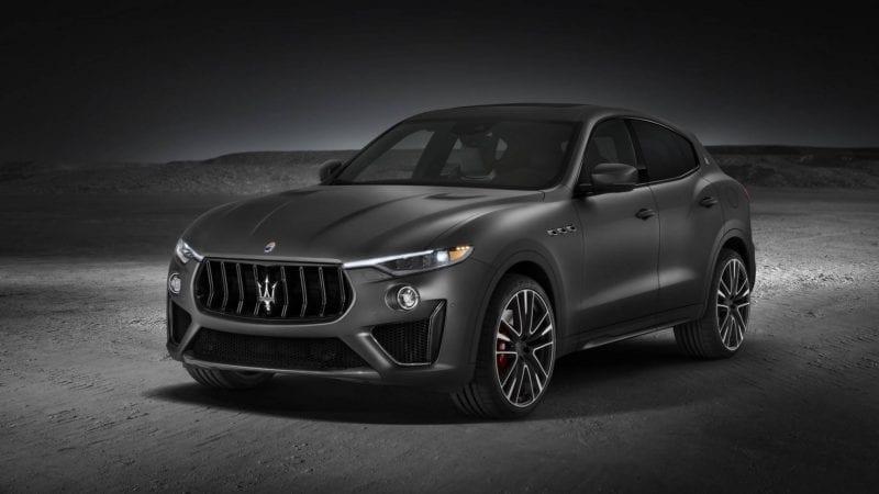 Maserati Levante Trofeo a fost expus în cadrul Salonului Auto de la New York