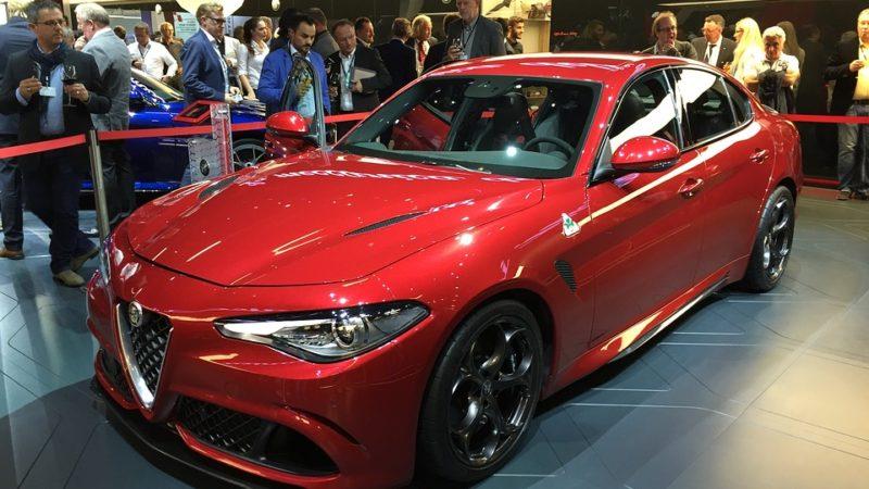 Alfa Romeo Giulia Sprint cu sistem hibrid de peste 640 de cai – zvonuri