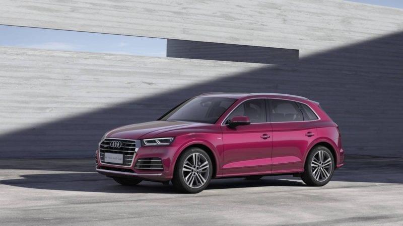 Audi a lansat Q5 L, un SUV cu ampatament mărit, disponibil doar în China